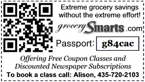 image regarding Harmons Printable Coupons titled printable grocery planner.